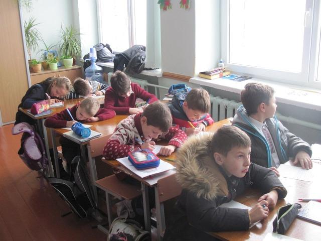 Уроки тверезості у Дублянській загальноосвітній школі
