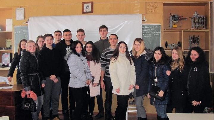 Про переваги тверезості — львівським студентам
