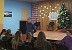 Урок тверезості в місті Жовква