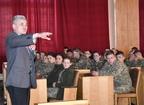 Лекции в Национальной академии сухопутных войск