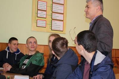 Зумтріч зі студентами у Шепетівці
