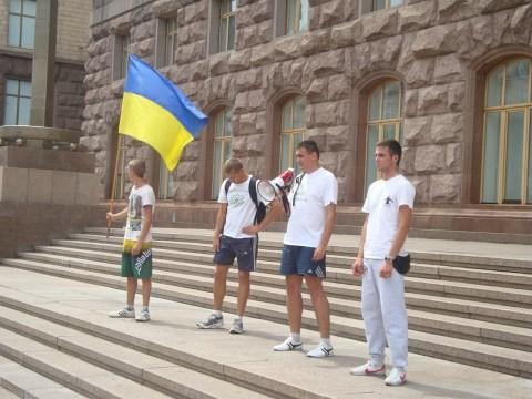 У Києві відбувся Здоровий забіг