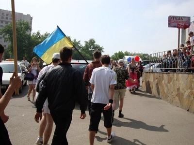 Пробіжка за тверезість на честь Дня Перемоги у Кіровограді