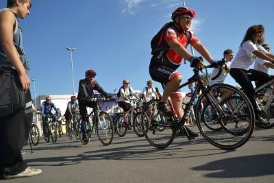 Тверезий велопробіг у Вінниці