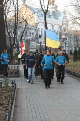 Одеська пробіжка за тверезість