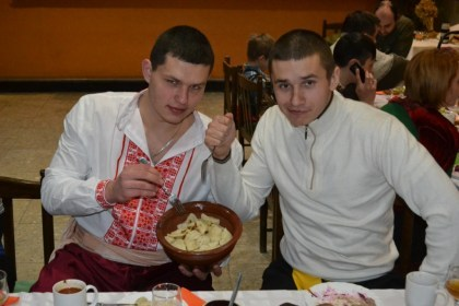 Святкування Новоліття у Львові