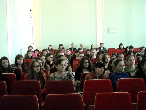 Семінар «Психологічні причини вживання алкоголю» у Чернівцях