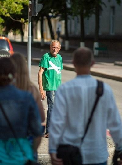 Борьба с курением в Кировограде