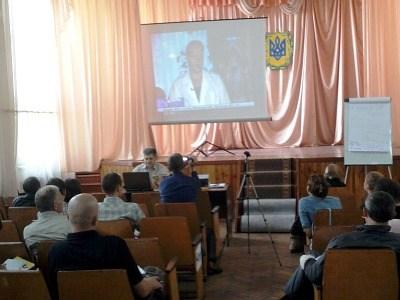 Курс «Культура здоров'я та формування тверезого, здорового способу життя» у Червонограді