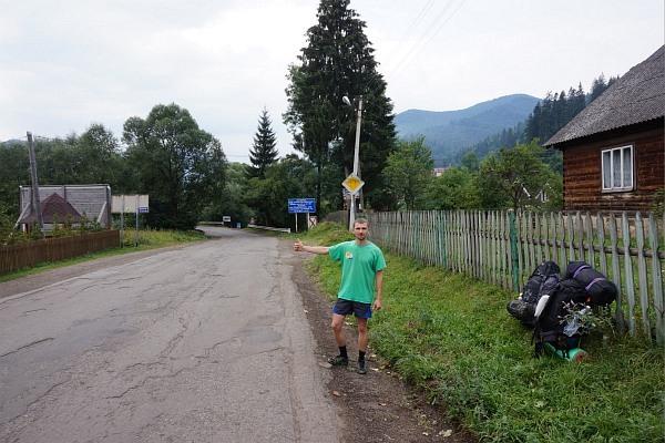 З'їзд «Тверезої України» у Карпатах