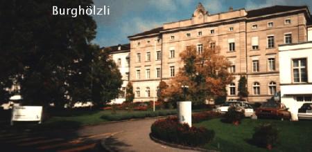 Клініка «Бургхельцлі» збереглася до наших днів. Вона і тепер відноситься до Цюрихського університету