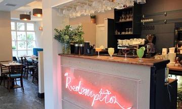 Ресторан «Redemption» у районі Шордітч.<br>Фото: Олівер Діксон