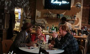 «Redemption», безалкогольний бар у Лондоні,<br>наразі має два філіали та підтримку трьох інвесторів.<br>Фото: Мартін Годвін, The Guardian