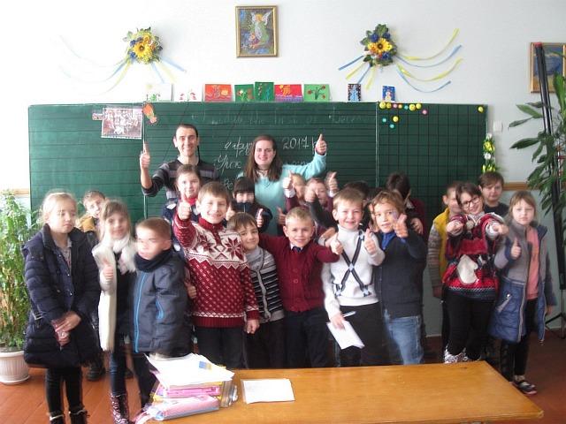 Уроки трезвости в Дублянской общеобразовательной школе