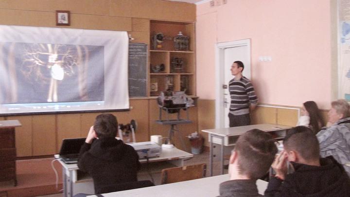 О преимуществах трезвости — львовским студентам