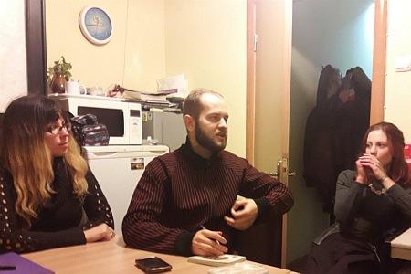 Зустріч тверезників Києва