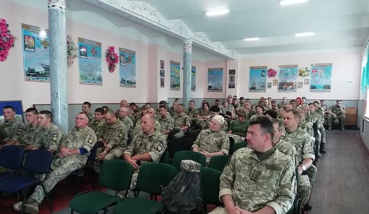 Лекции о трезвости для военнослужащих