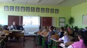 Уроки трезвости в Хмельницкой области