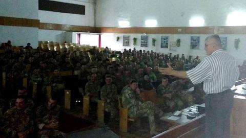 Проект «Тверезе Військо» у Закарпатті