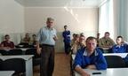 Лекция в Хмельницком военном госпитале