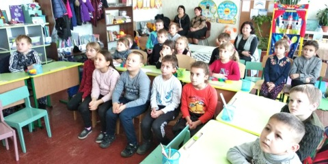 Урок трезвости в селе Подольское Черкасской области