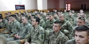 Основи здоров'я українського війська