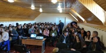 Что такое трезвость: урок в Белоославской школе