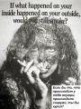 1500x2000: 798 Кб: Если бы то, что происходит у тебя внутри, происходило снаружи, ты бы курил?